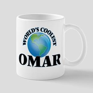 World's Coolest Omar Mugs