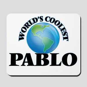 World's Coolest Pablo Mousepad