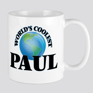 World's Coolest Paul Mugs