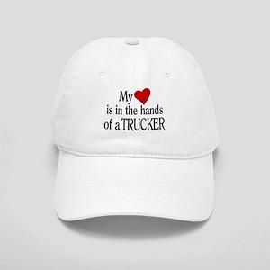 My Heart in the Hands Trucker Cap