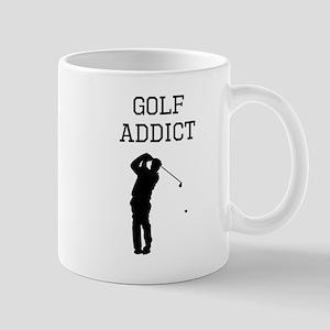 Golf Addict Mugs