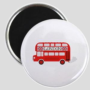London Double Decker Magnets