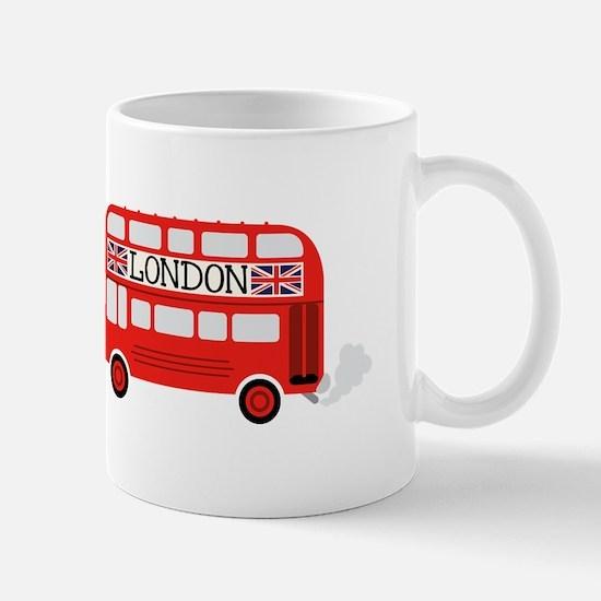 London Double Decker Mugs