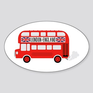 London England Sticker