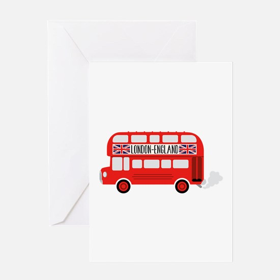 London England Greeting Cards