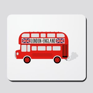 London England Mousepad