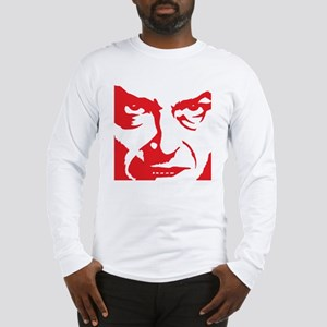 Jack Nicholson The Shining Long Sleeve T-Shirt