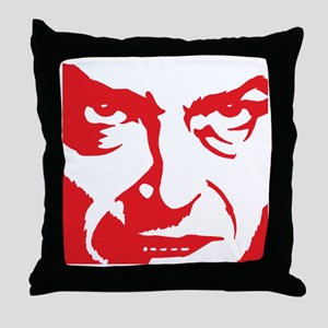 Jack Nicholson The Shining Throw Pillow