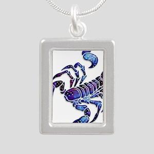 Celestial Rainbow Scorpion Necklaces