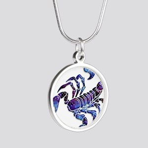 Celestial Rainbow Scorpion Necklaces