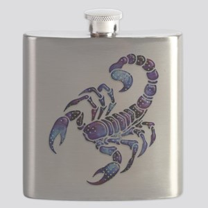 Celestial Rainbow Scorpion Flask