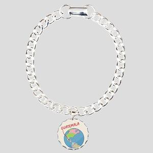 00-ornR-guatemalaglobe.p Charm Bracelet, One Charm
