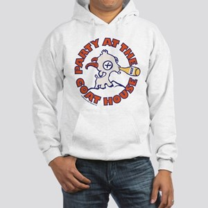 Party At The Goat House Hooded Sweatshirt
