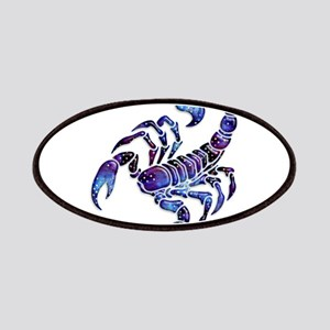 Celestial Rainbow Scorpion Patches