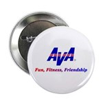 "Ava Fun, Fitness, 2.25"" Button (100 Pack)"