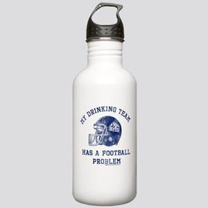 Drinking Team Stainless Water Bottle 1.0l