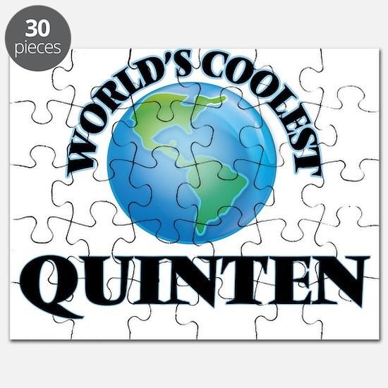 World's Coolest Quinten Puzzle