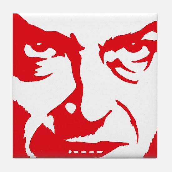 Jack Nicholson The Shining Tile Coaster