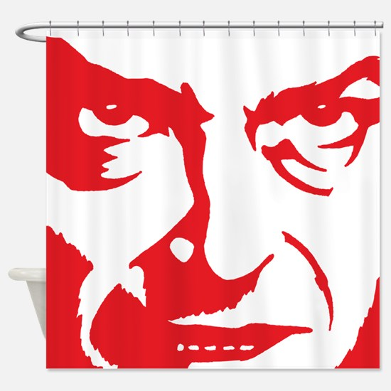 Jack Nicholson The Shining Shower Curtain