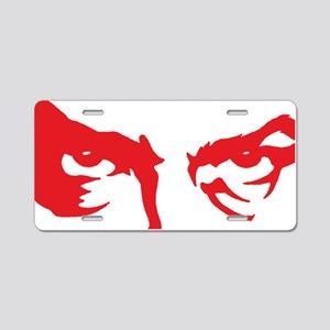 Jack Nicholson The Shining Aluminum License Plate