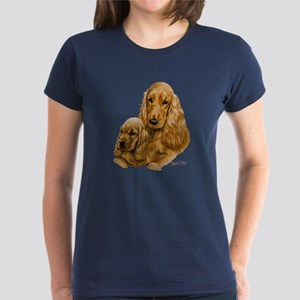 Cocker Spaniel (english) Women's Dark T-Shirt