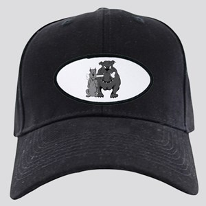 LETS SHARE BULLDOG Black Cap