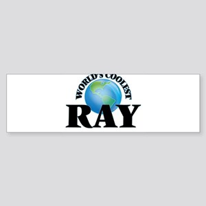 World's Coolest Ray Bumper Sticker