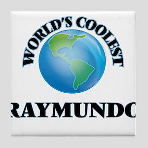 World's Coolest Raymundo Tile Coaster