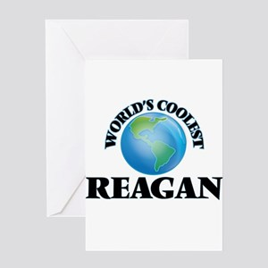 World's Coolest Reagan Greeting Cards