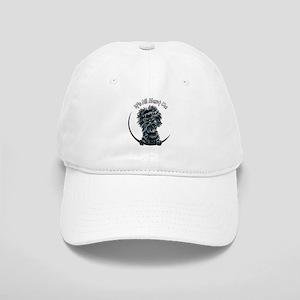 Affenpinscher IAAM Baseball Cap