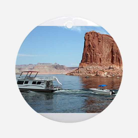 Lake Powell, Arizona, USA Ornament (Round)
