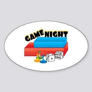 Game Night Sticker