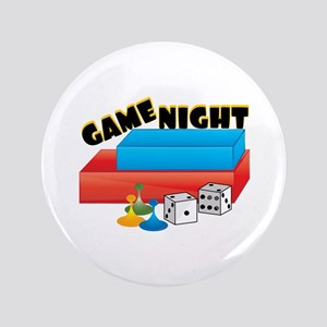 """Game Night 3.5"""" Button"""