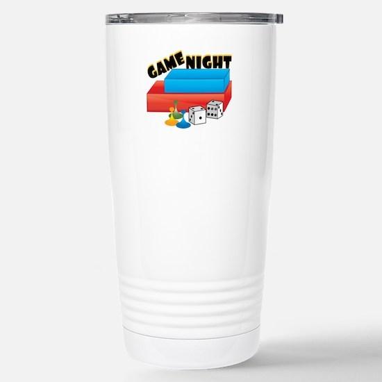 Game Night Travel Mug