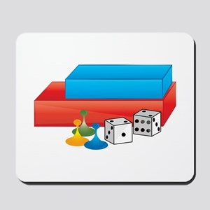 Board Games Mousepad