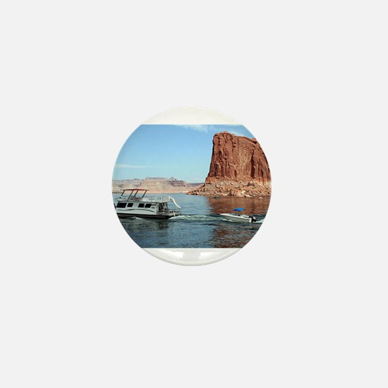 Lake Powell, Arizona, USA Mini Button