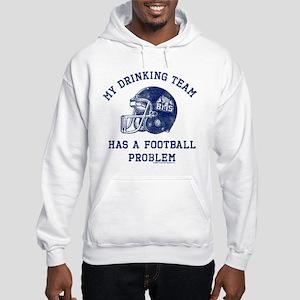 Blue Mountain State Drinking Team Hooded Sweatshir