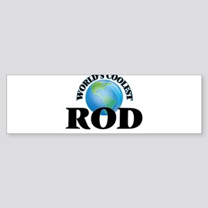 World's Coolest Rod Bumper Sticker