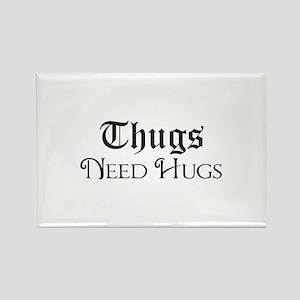 Thugs Need Hugs Magnets