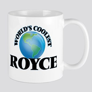 World's Coolest Royce Mugs