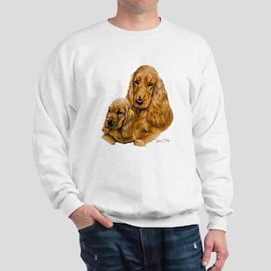 Cocker Spaniel (English) Sweatshirt