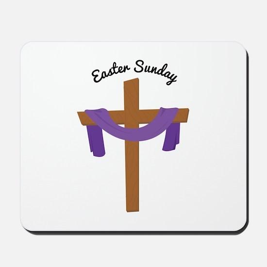 Easter Sunday Mousepad