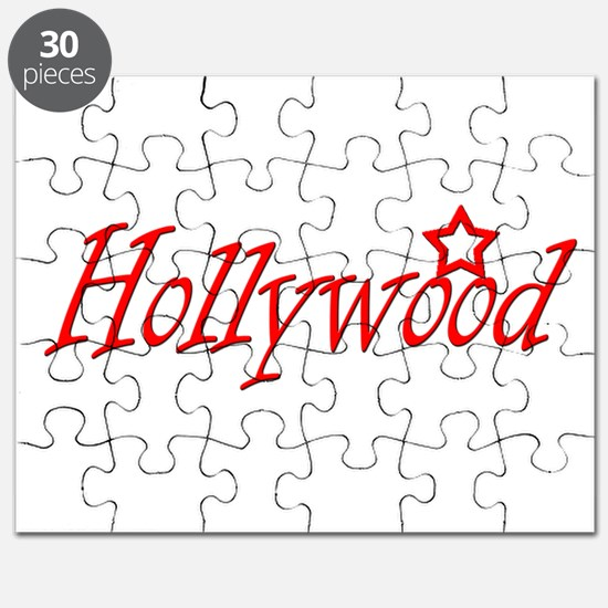 Hollywood Puzzle
