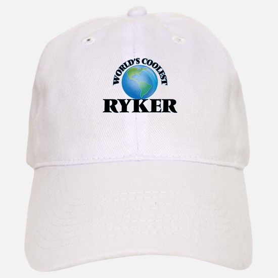 World's Coolest Ryker Baseball Baseball Cap