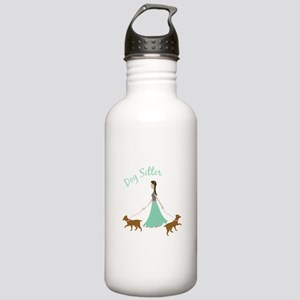 Dog Sitter Water Bottle