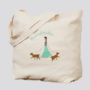 Weekend Walker Tote Bag