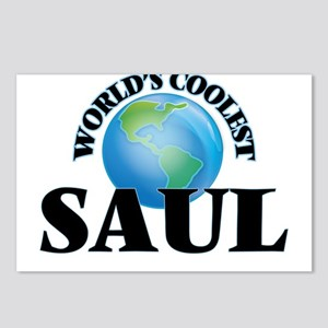 World's Coolest Saul Postcards (Package of 8)
