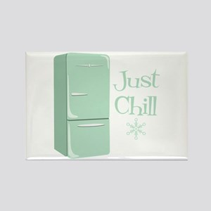 Retro Refrigerator Chill Magnets