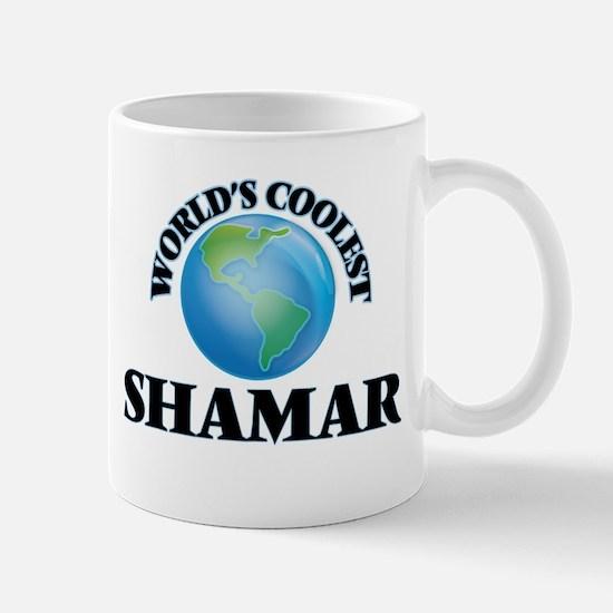 World's Coolest Shamar Mugs