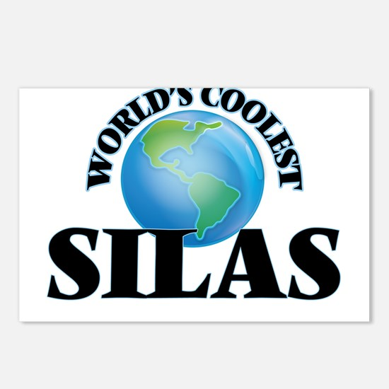 World's Coolest Silas Postcards (Package of 8)